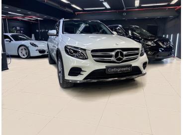 Шумоизоляция Mercedes GLC