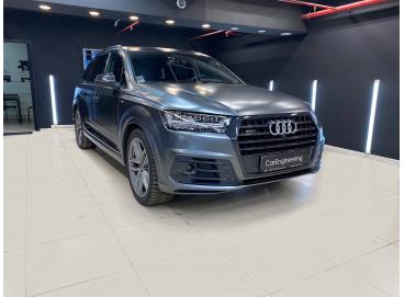 Шумоизоляция Audi Q7