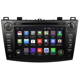 Штатное головное устройство Андроид 10 Mazda 3 BL (2009-2013) Carmedia KD-8003-P30