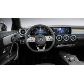 Яндекс навигация  Mercedes Benz A Class W177 (2018-2021)