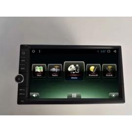 Магнитола Android 9 Nissan X-Trail (2007-2014) Кармедиа 2DIN U9-6503-T8
