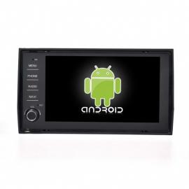 Штатное головное устройство Андроид 8 Шкода Kodiaq, Karoq Carmedia YR-9108-S9