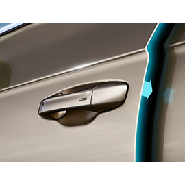 Доводчики дверей Porsche Cayman (2009-2021)