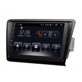 Штатное головное устройство Андроид 8 Шкода Рапид (2013-2019) Carmedia T30-9074