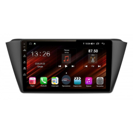 Штатная магнитола Android 10 Шкода Фабия Фаркар S400 H2002_R9