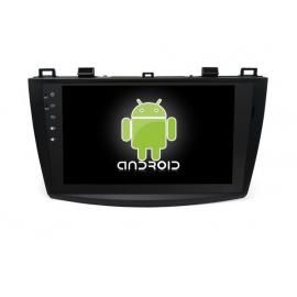 Штатное головное устройство Андроид 9 Мазда 3 BL (2009-2013) Carmedia KR-9067-T8