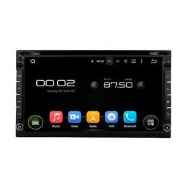 Штатная магнитола Android 7 Nissan X-Trail (2007-2014) Carmedia 2DIN KD-6952-P3-7