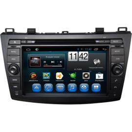 Магнитола Андроид 9 Mazda 3 BL (2009-2013) Carmedia KR-8018-T8