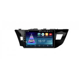 Магнитола Андроид 10 Toyota Corolla (2019-2020) Дейстар DS-7110ZM
