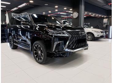 Шумоизоляция Lexus LX
