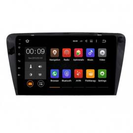 Штатное головное устройство Android 10 Шкода Октавия  A7 (2013-2019) Roximo 4G RX-3201