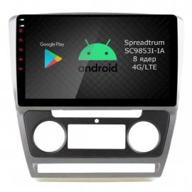 Магнитола Android 10 Шкода Октавия A5 (2004-2013) Roximo RI-3202S