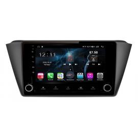 Штатная магнитола Android 10 Шкода Фабия Фаркар S400 H2002_BR9