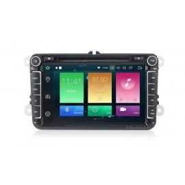 Штатное головное устройство Android 10 Volkswagen Golf 5, 6 (2003-2013) Кармедиа MKD-8019-P30