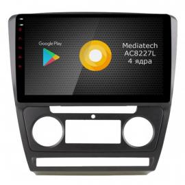 Штатная магнитола Android 10 Шкода Октавия A5 (2004-2013) Роксимо S10 RS-3202B