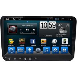 Штатная магнитола Android 6 Фольксваген Гольф 5, 6 (2003-2013) Carmedia QR-9017