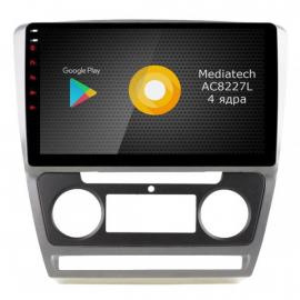 Штатная магнитола Android 10 Skoda Octavia A5 (2004-2013) Роксимо S10 RS-3202S