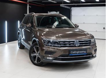 Шумоизоляция Volkswagen Tiguan
