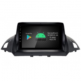 Штатная магнитола Android 9 Ford Kuga 2 (2013-2016) Roximo RI-1716