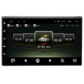 Штатная магнитола Android 9 Nissan X-Trail (2007-2014) Кармедиа 2DIN U9-6502-T8