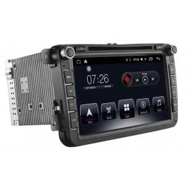 Штатная магнитола Андроид 6 Volkswagen Golf 5, 6 (2003-2013) Carmedia 2DIN T10-810