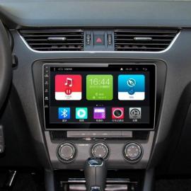 Магнитола Андроид 7 Шкода Октавия  A7 (2013-2019) Carmedia TP-SK001