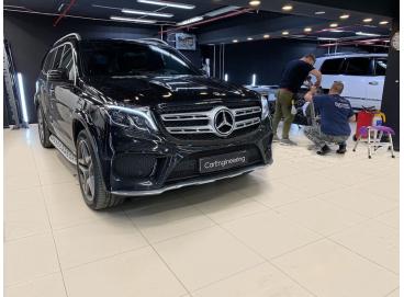 Шумоизоляция Mercedes GLS