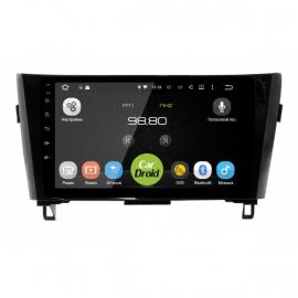 Штатное головное устройство Андройд 9 Ниссан Кашкай j11 (2013-2019) Роксимо CarDroid RD-1202F-NV14