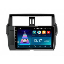 Магнитола Андроид 10 Toyota LC Prado 150 (2014-2017) Дейстар DS-7047ZM