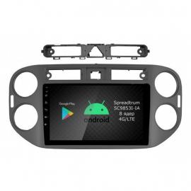 Магнитола Android 10 Фольксваген Тигуан (2008-2016) Roximo RI-3704
