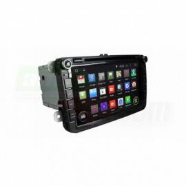 Штатное головное устройство Android 7 Фольксваген Гольф 5, 6 (2003-2013) Carmedia KD-8019-P3-7
