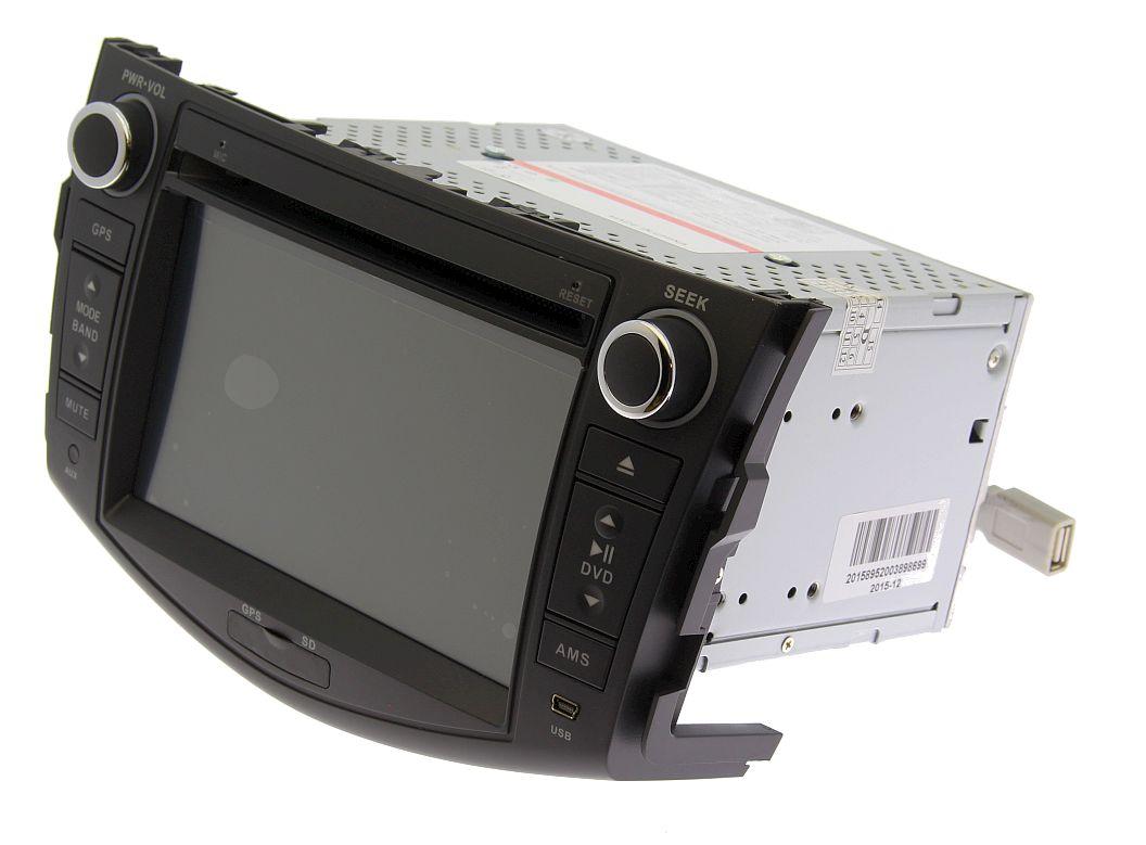 штатное головное устройство для тойота камри