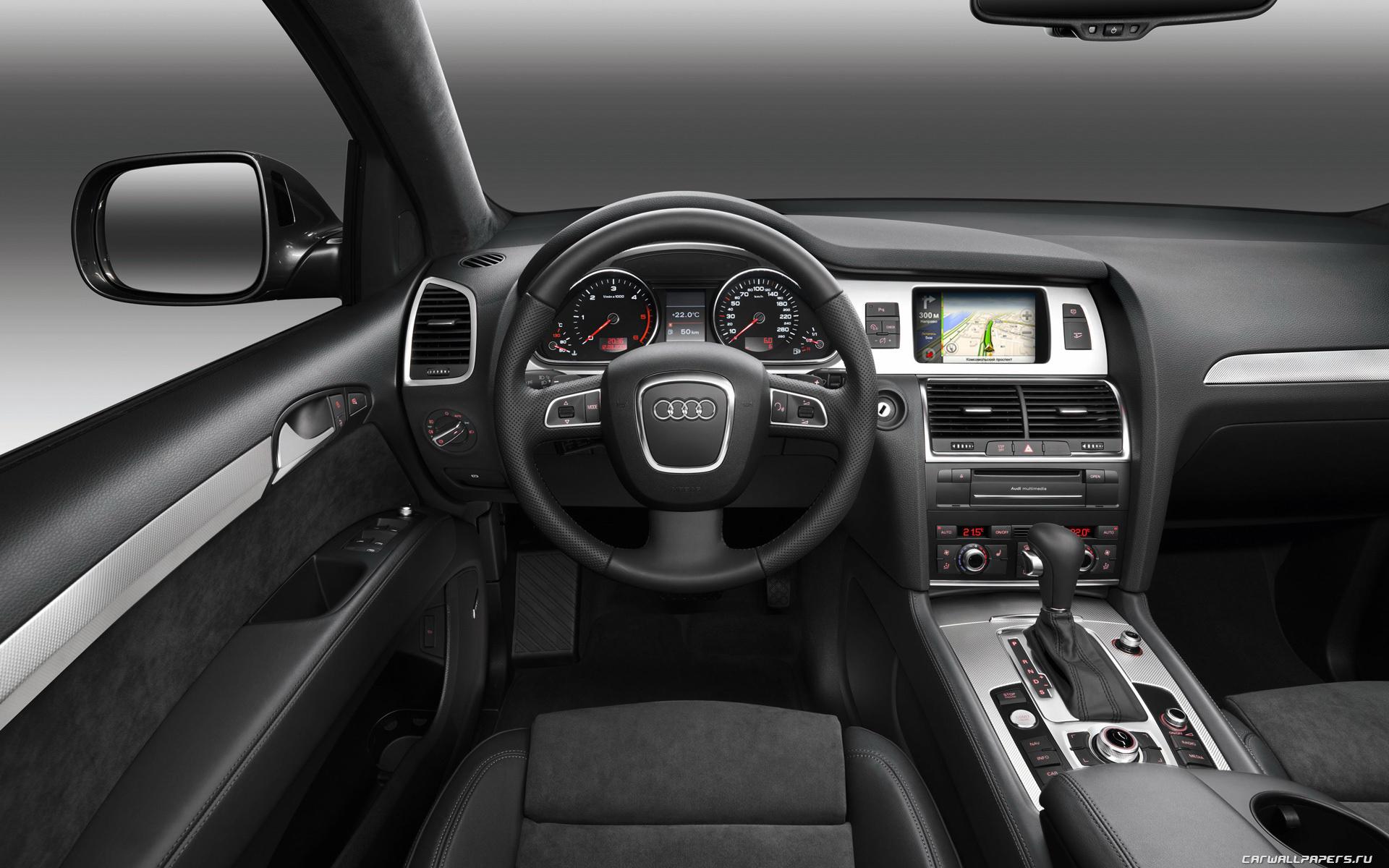 Навигация в Audi Q7 4L (Android)